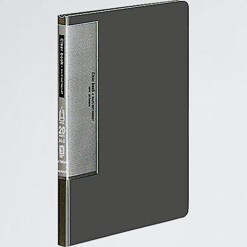 新品 未使用 ファイル コクヨ U-1Q A5 ラ-T562DM クリアファイル ウェ-ブカット 固定式_画像1