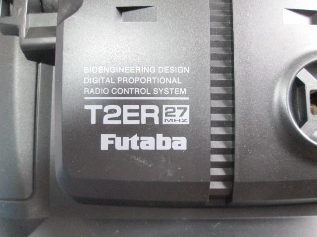 フタバ T2ER  AMプロポのみ TT-01 TT-02 ウイリーに 動作確認済み 中古品_画像2