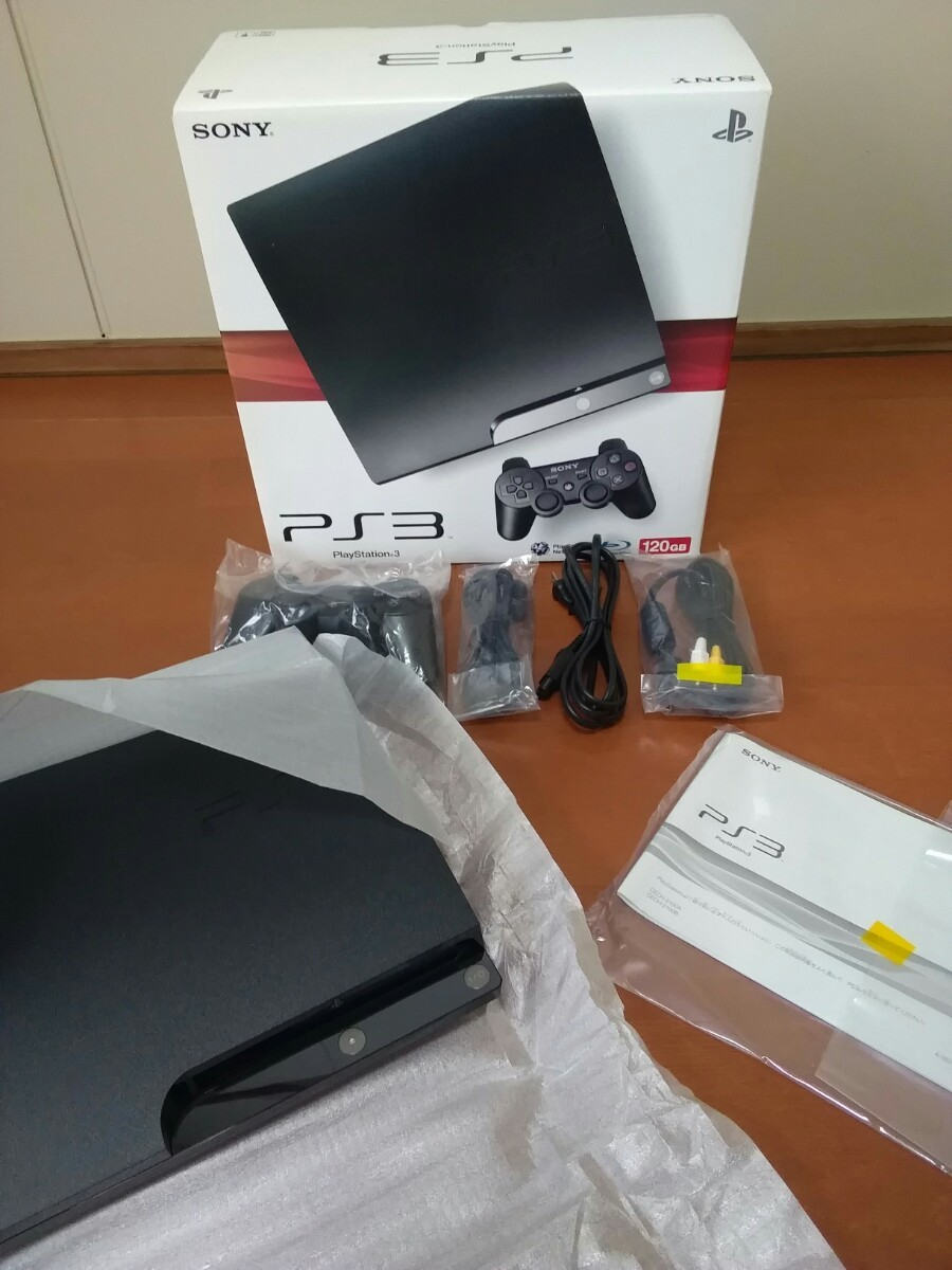 SONY プレイステーション3 PlayStation3 PS3本体 CECH-2100A PS3