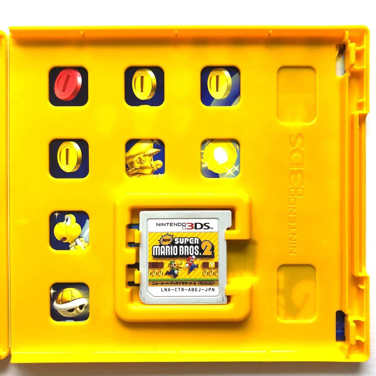 Newスーパーマリオブラザーズ2 3DSソフト