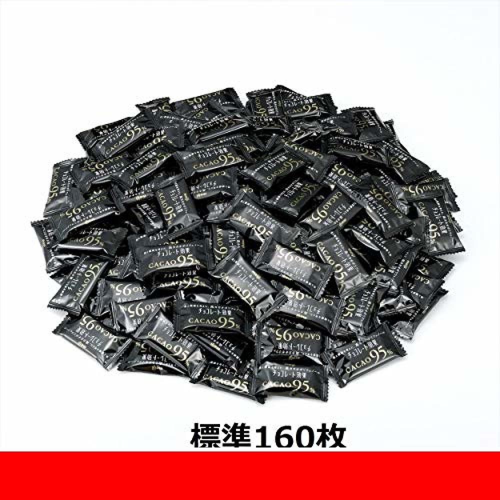 新品明治 チョコレート効果カカオ95%大容量ボックス 800gUIESOJMC_画像4
