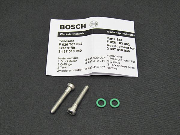 現品在庫限り!Bosch フューエルガバナー / EHAバルブ(A0000703962)_画像9