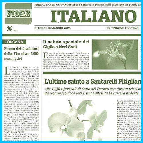 【フジパック】 イタリア 新聞紙柄 包装紙 ラッピング 100枚 おしゃれでかわいいデザイン (グリーン)_画像1