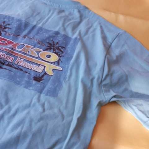 ▼817 ピコ PIKO 半袖Tシャツ Lサイズ  黄緑  新品1枚タグ付  _画像2