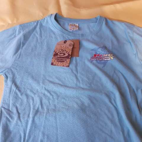 ▼817 ピコ PIKO 半袖Tシャツ Lサイズ  黄緑  新品1枚タグ付  _画像3