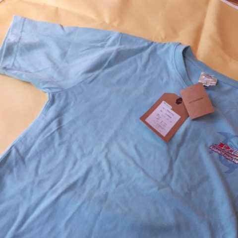 ▼817 ピコ PIKO 半袖Tシャツ Lサイズ  黄緑  新品1枚タグ付  _画像8