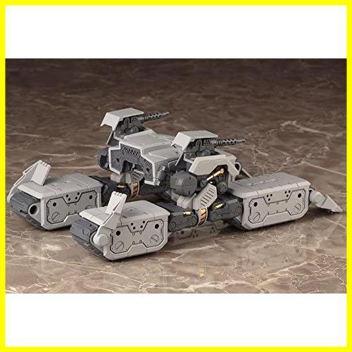 コトブキヤ M.S.G モデリングサポートグッズ ギガンティックアームズ03 ムーバブルクローラー 全長約200mm ノンスケール プラモデル_画像6