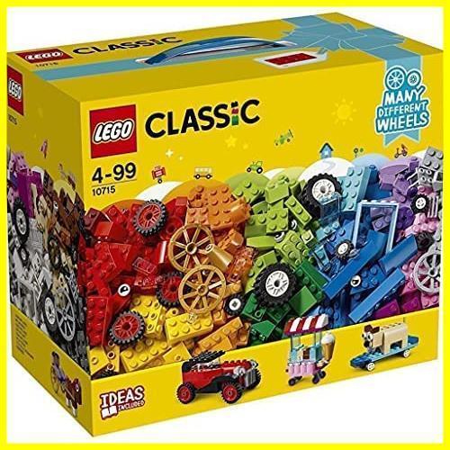 新品レゴ(LEGO) クラシック アイデアパーツ 10715 知育玩具 ブロック おもちゃ 女の子 男の子RMB6_画像1