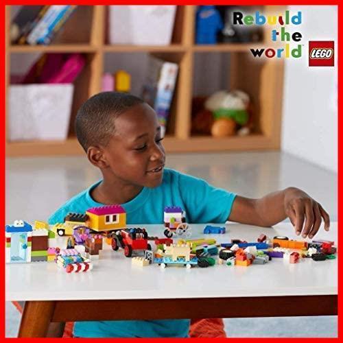 新品レゴ(LEGO) クラシック アイデアパーツ 10715 知育玩具 ブロック おもちゃ 女の子 男の子RMB6_画像6