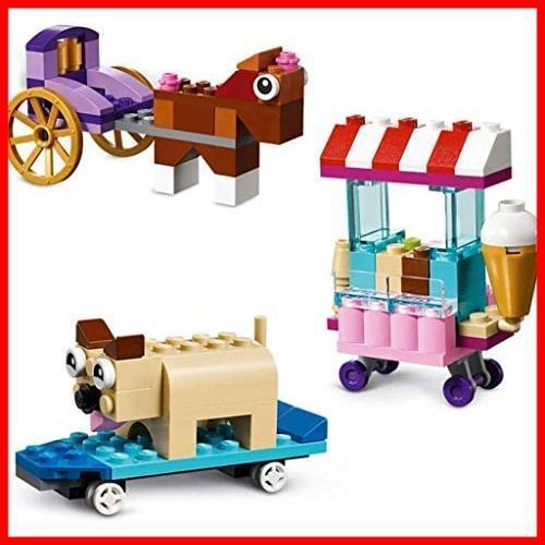 新品レゴ(LEGO) クラシック アイデアパーツ 10715 知育玩具 ブロック おもちゃ 女の子 男の子RMB6_画像2