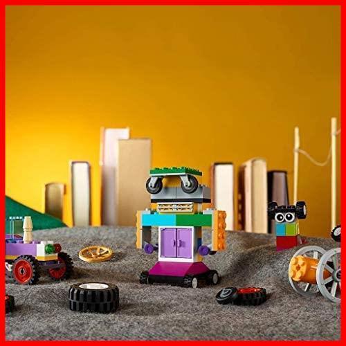 新品レゴ(LEGO) クラシック アイデアパーツ 10715 知育玩具 ブロック おもちゃ 女の子 男の子AHKU_画像7