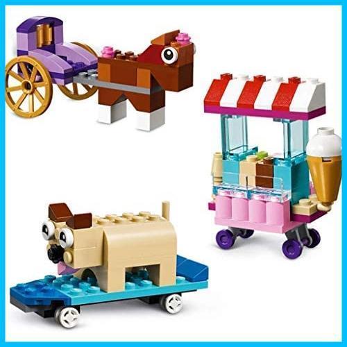 新品レゴ(LEGO) クラシック アイデアパーツ 10715 知育玩具 ブロック おもちゃ 女の子 男の子AHKU_画像2