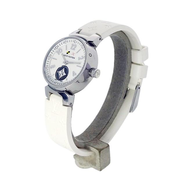 【LOUIS VUITTON ルイヴィトン】タンブール ラブリーカップ 12Pダイヤモンド Q12M0 レディース 腕時計【美品中古】_画像2