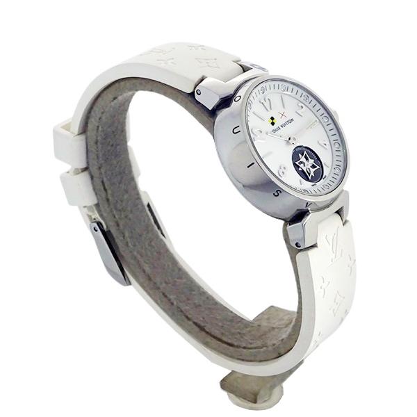 【LOUIS VUITTON ルイヴィトン】タンブール ラブリーカップ 12Pダイヤモンド Q12M0 レディース 腕時計【美品中古】_画像3