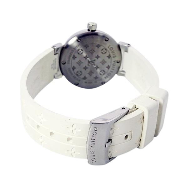 【LOUIS VUITTON ルイヴィトン】タンブール ラブリーカップ 12Pダイヤモンド Q12M0 レディース 腕時計【美品中古】_画像5