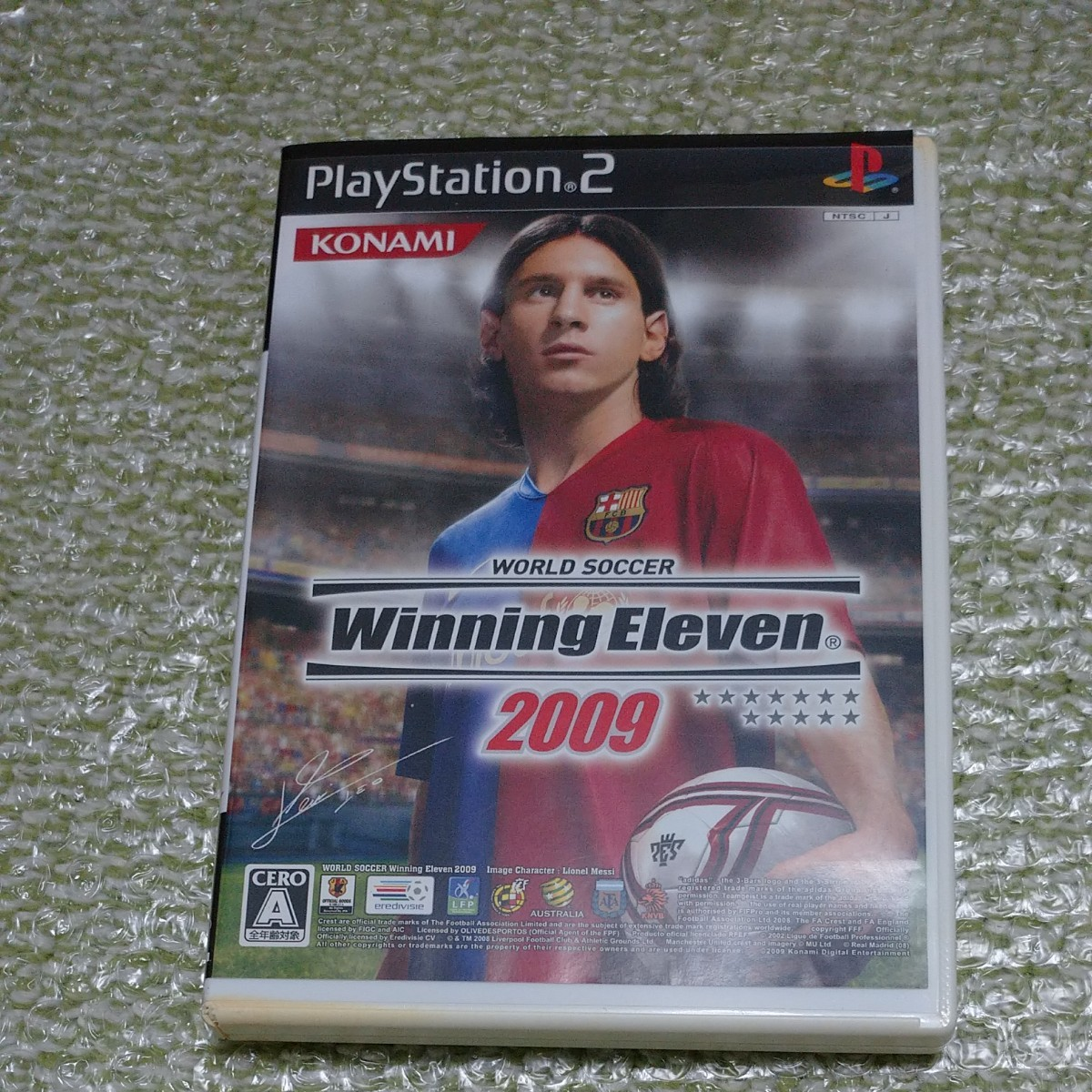PS2ソフト 2点セット