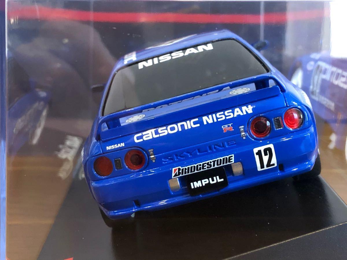 ミニッツ カルソニック スカイライン R32 GT-R 1990【新品・未開封】