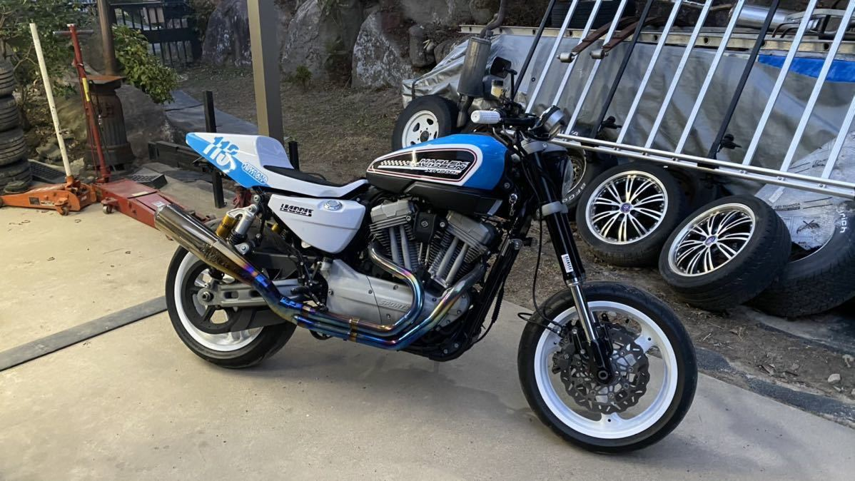 「ハーレー XR1200」の画像1