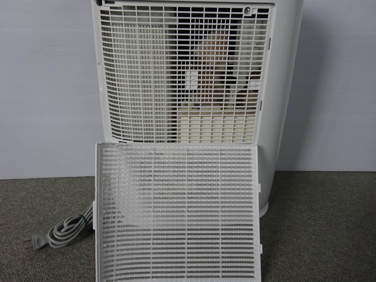 中古 Panasonic 衣類乾燥除湿機 F-YZS60 2019年 エコナビ デシカント方式 パナソニック 室内干し_画像6