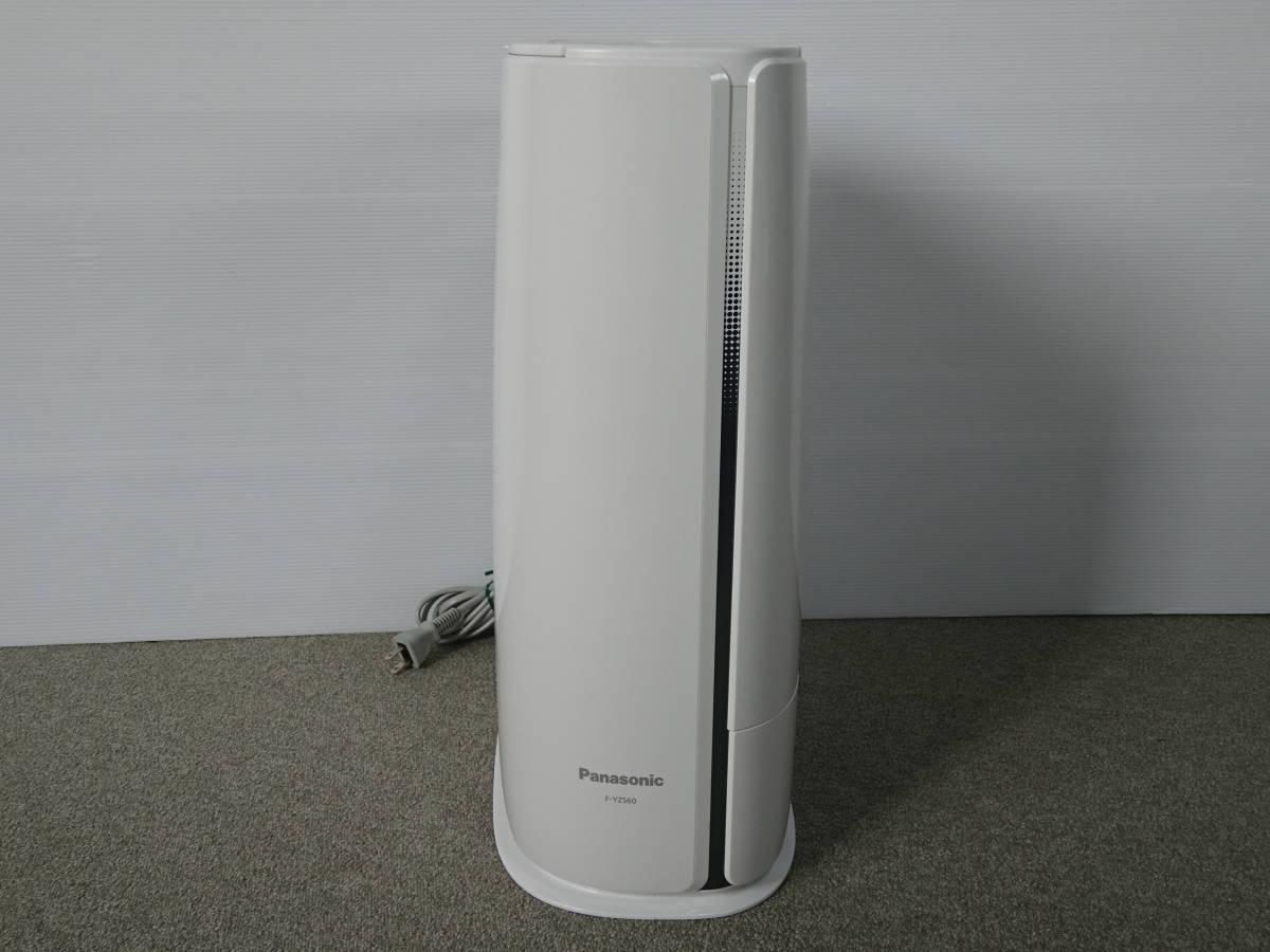 中古 Panasonic 衣類乾燥除湿機 F-YZS60 2019年 エコナビ デシカント方式 パナソニック 室内干し_画像3