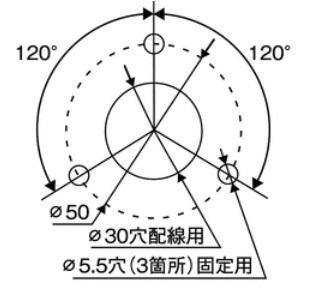 イケダ式 水流調整スカッパー A-351 イケス用フタ(本体)_画像3