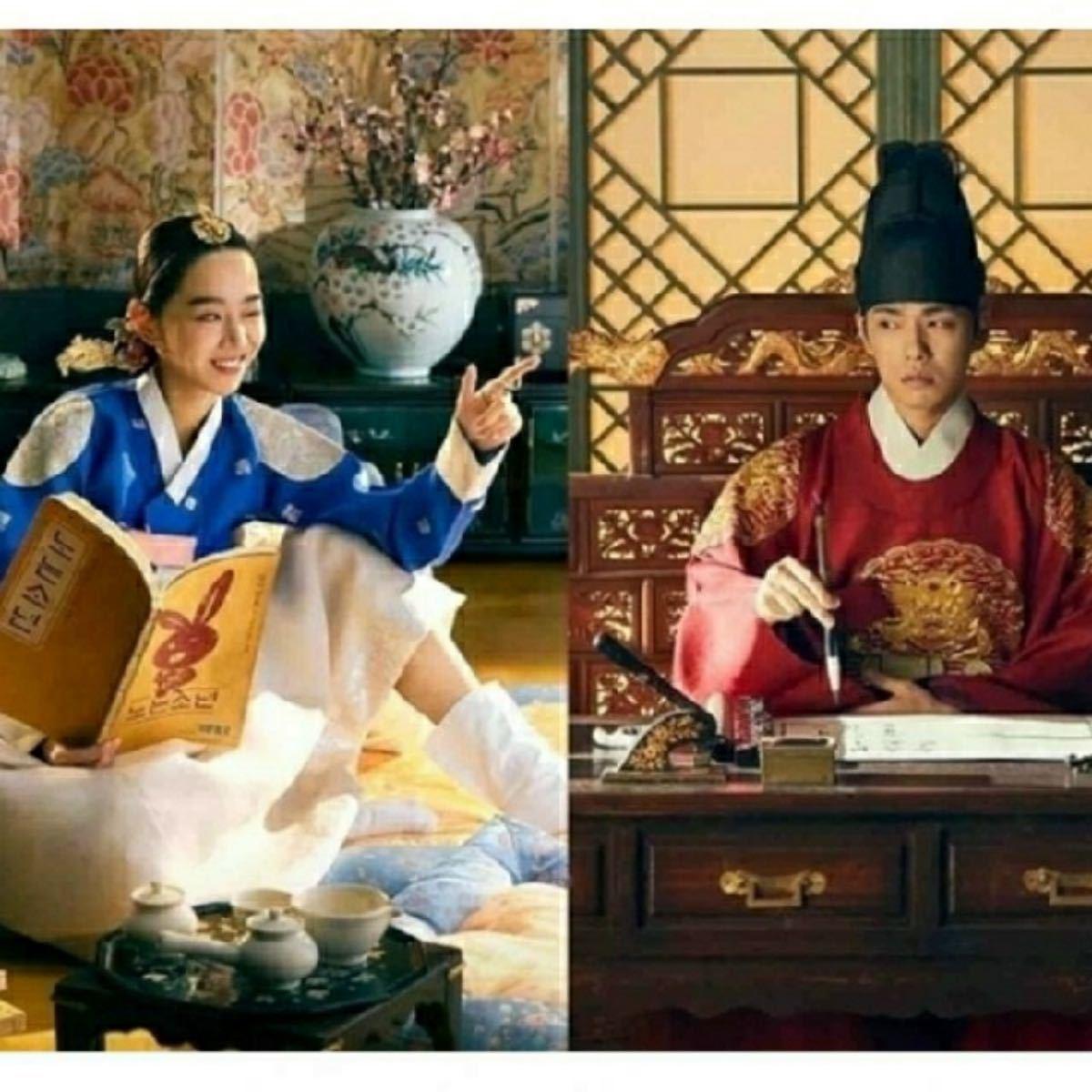 韓国ドラマ 哲仁皇后 DVD『レーベル印刷有り』全話
