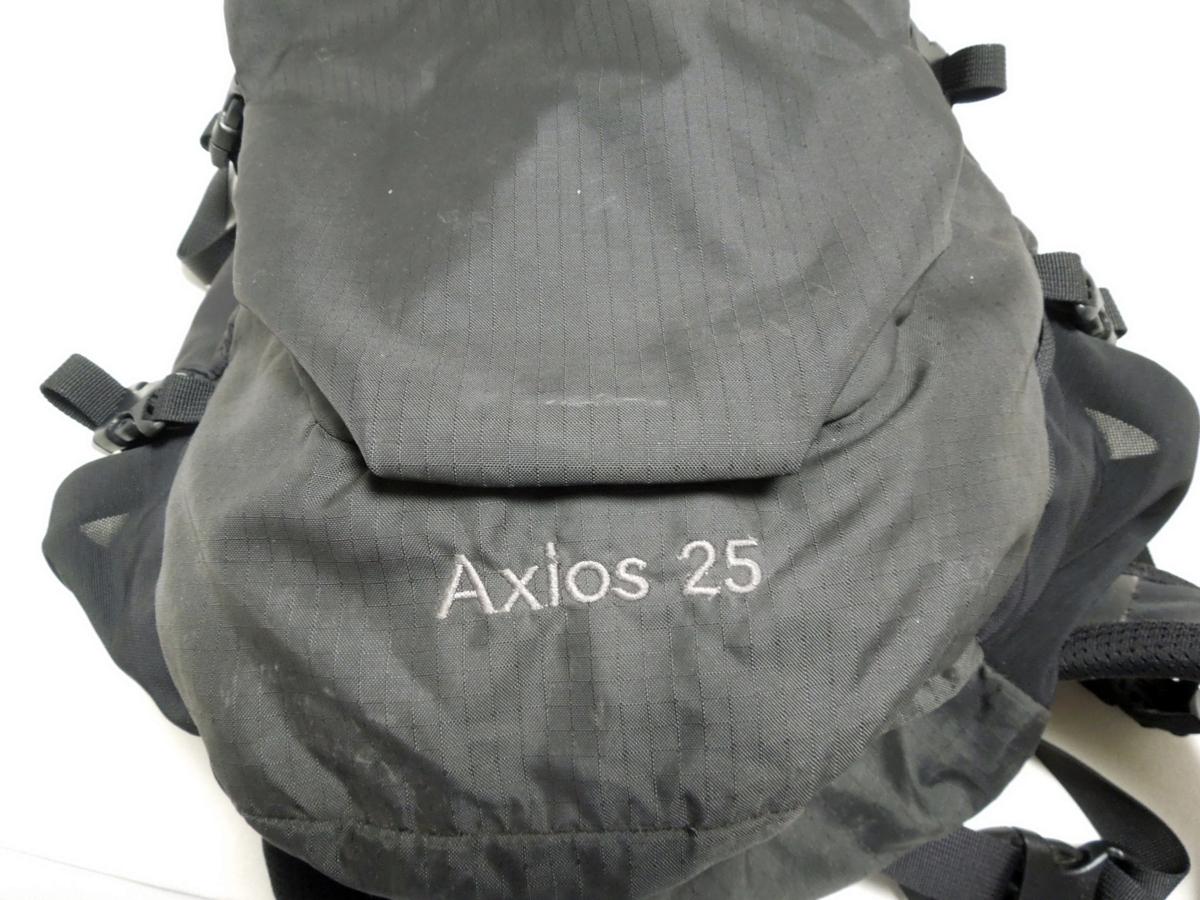 145B ARC'TERYX AXIOS 25 アークテリクス アクシオス リュック バックパック【中古】_画像3