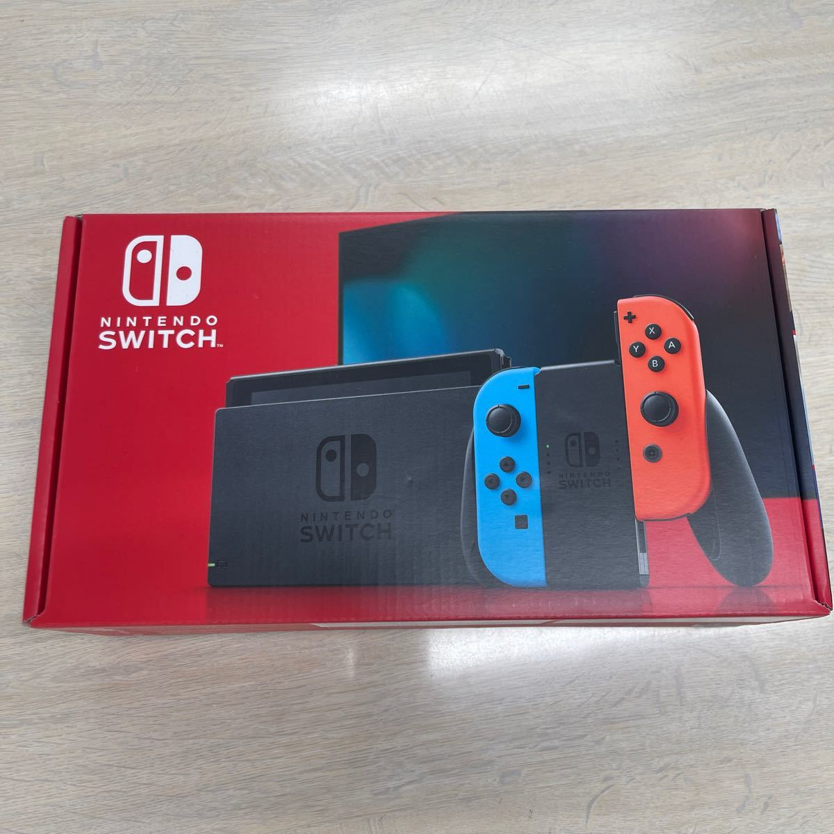 Nintendo Switch Switch本体 新品未使用 新型 Nintendo Switch ニンテンドースイッチ 本体