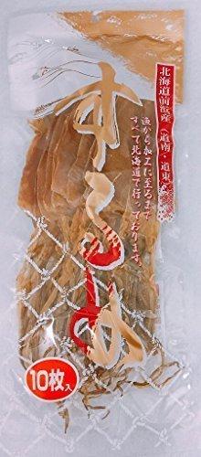 10枚入り 北海道産 無添加 するめいか 生イカ使用 (10枚入り)_画像3