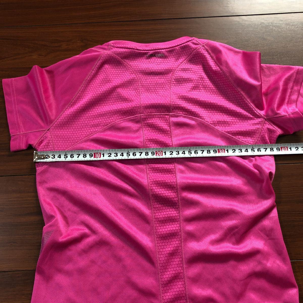 アディダス ドライTシャツ 2枚 ランニングシャツ レディースM