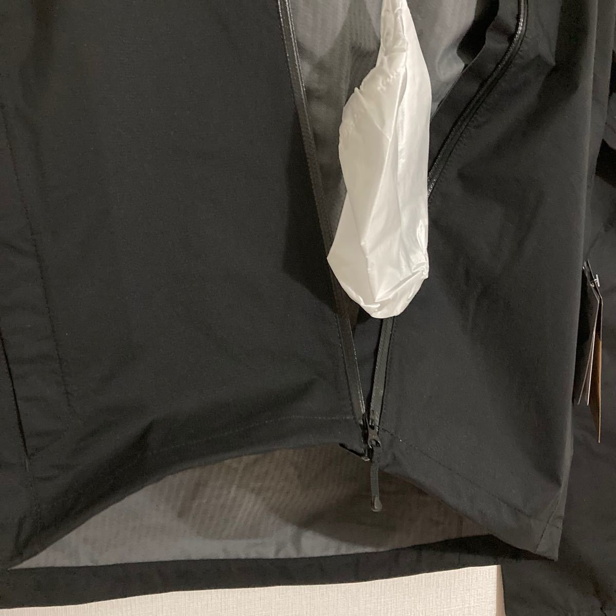 THE NORTH FACE ノースフェイス ベンチャージャケット ブラック S ナイロンパーカー 黒 NPW11536 防水