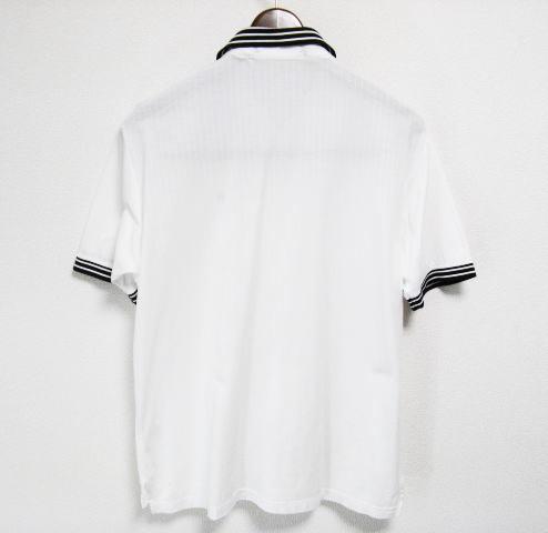 le coq sportif GOLF COLLECTION ルコックゴルフ 半袖ポロシャツ LLサイズ XL 2L O_画像3