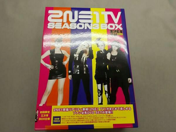 2NE1 TV SEASON3 BOX ライブグッズの画像