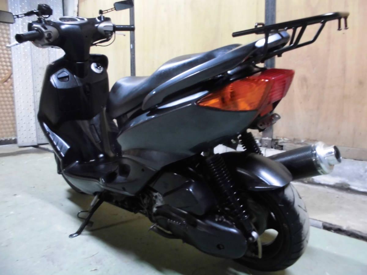 「ヤマハ シグナス125X SE12J型モデル 千葉市~格安発送あり。」の画像3