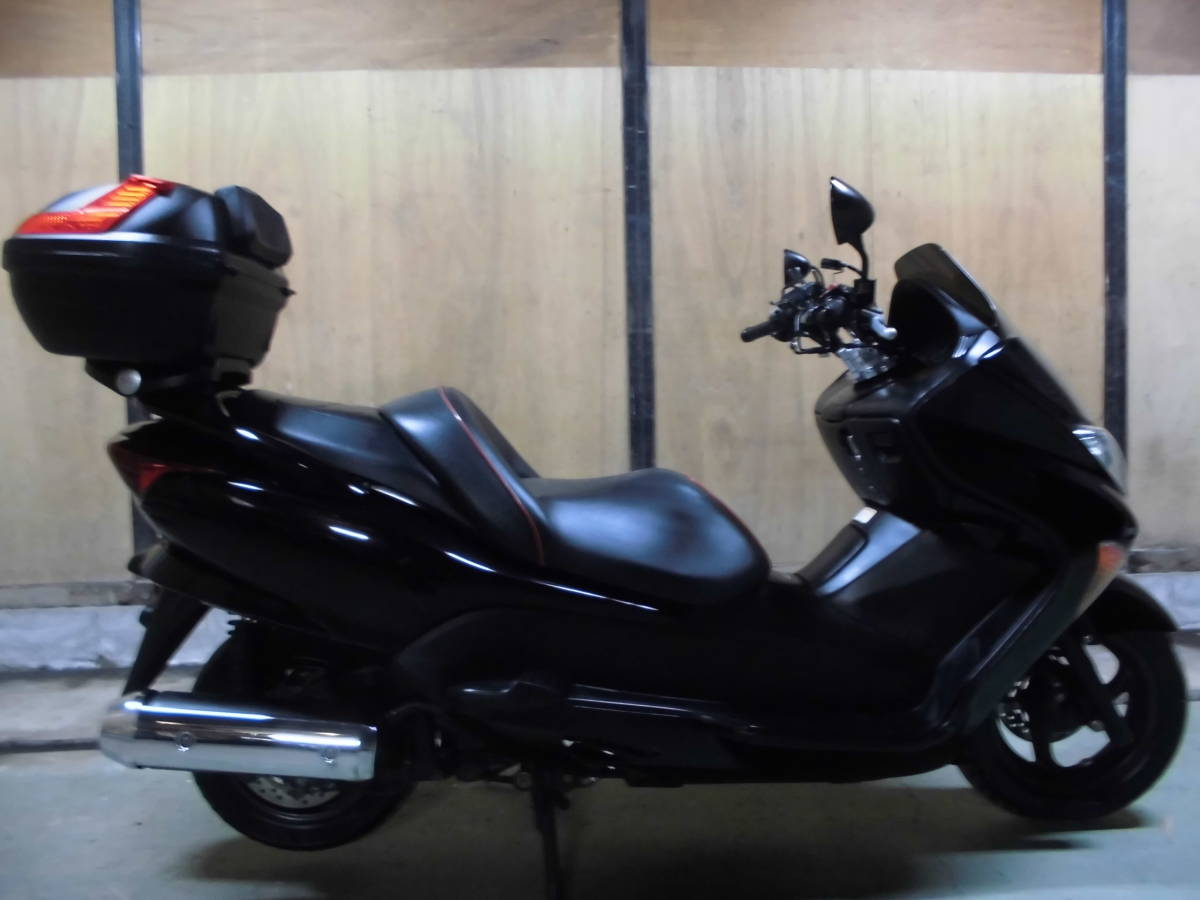 ホンダ フォルツァZ  MF08型モデル 千葉市~格安発送あり。_画像2