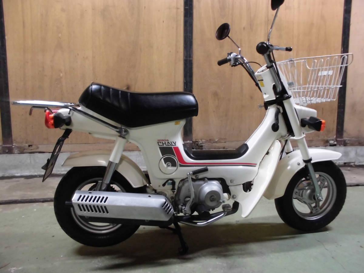 「ホンダ シャリー50CF50型モデル。6V 千葉市~格安発送あり。」の画像2