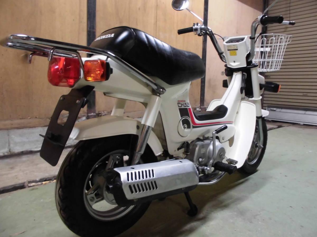 「ホンダ シャリー50CF50型モデル。6V 千葉市~格安発送あり。」の画像3
