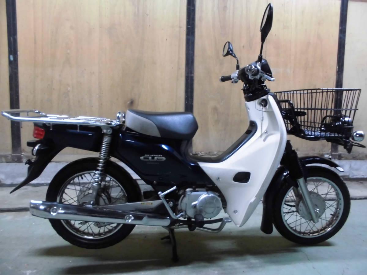 「ホンダ カブ110 プロ JA10型モデル 走行4千k台 千葉市~格安発送あり。」の画像2