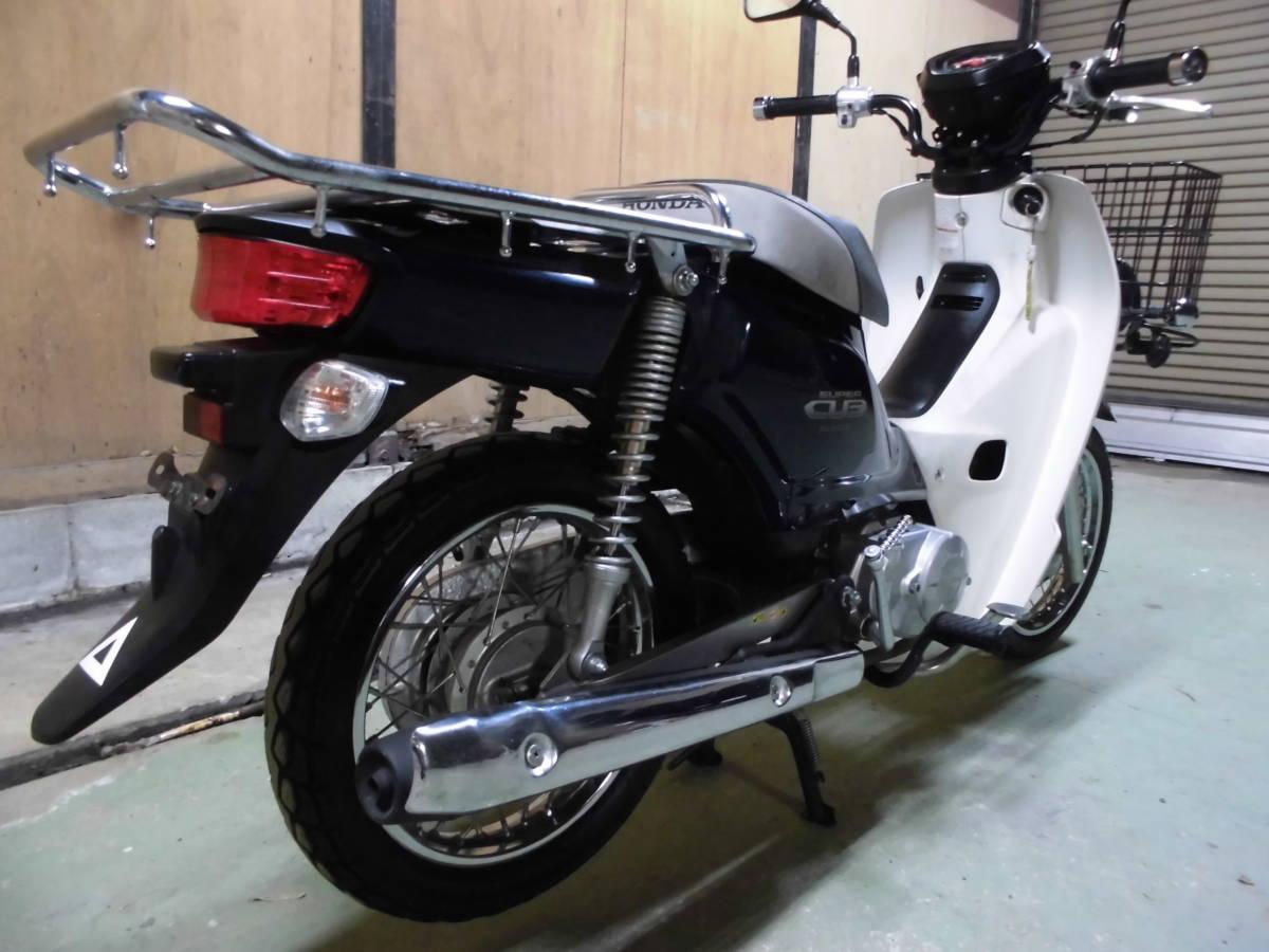 「ホンダ カブ110 プロ JA10型モデル 走行4千k台 千葉市~格安発送あり。」の画像3