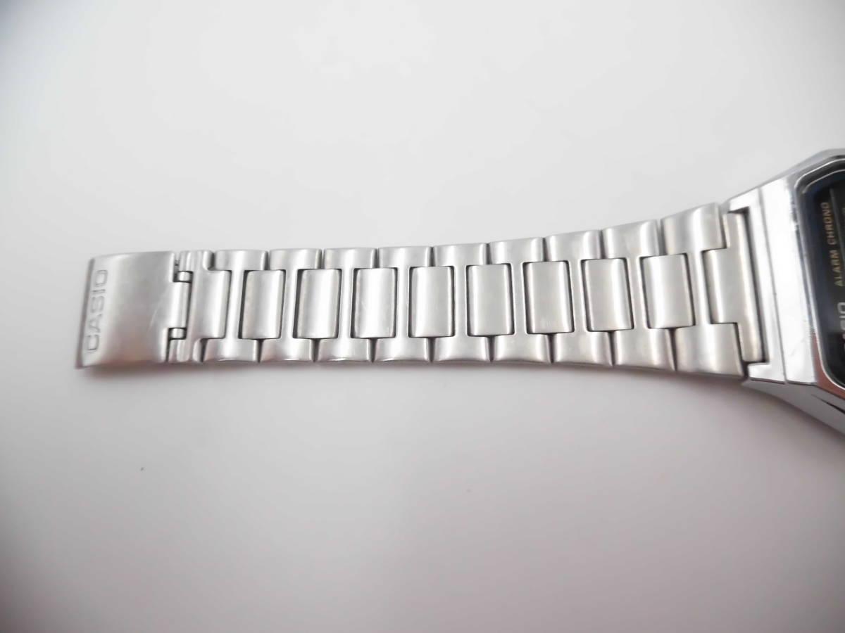 ☆ YMK175 CASIO カシオ チープカシオ デジタル 腕時計 生活防水 A158W ☆_画像5