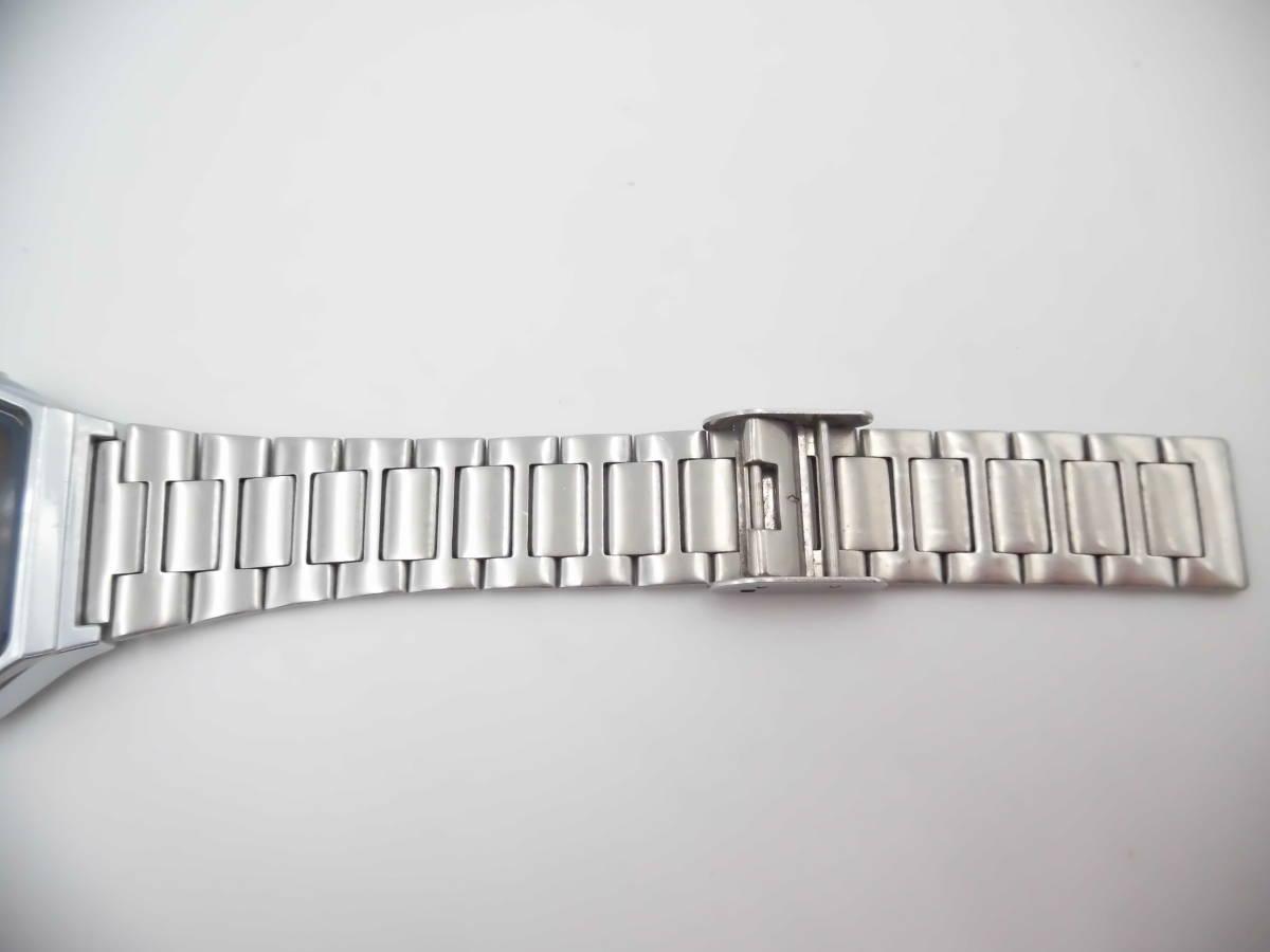 ☆ YMK175 CASIO カシオ チープカシオ デジタル 腕時計 生活防水 A158W ☆_画像6
