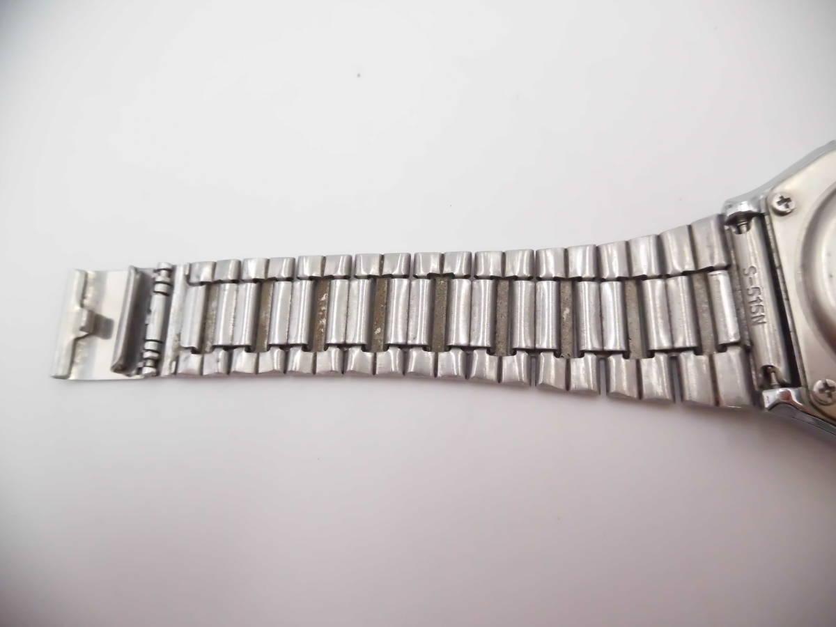 ☆ YMK175 CASIO カシオ チープカシオ デジタル 腕時計 生活防水 A158W ☆_画像7