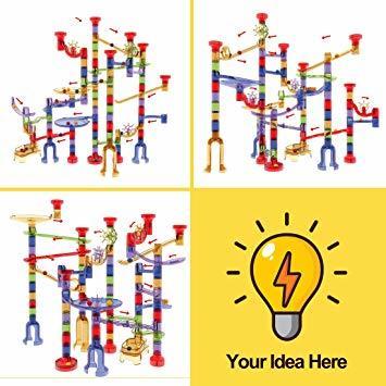 RRWTOR おもちゃGP-5S190個 ビーズコースター 知育 玩具 組み立て 男の子 女の子 贈り物 誕生日プレゼント 子供_画像2
