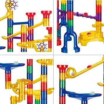 RRWTOR おもちゃGP-5S190個 ビーズコースター 知育 玩具 組み立て 男の子 女の子 贈り物 誕生日プレゼント 子供_画像4