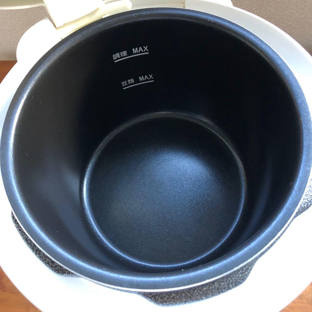 圧力式電気鍋 圧力式電気鍋 APCーT19  アルファックスコイズミ