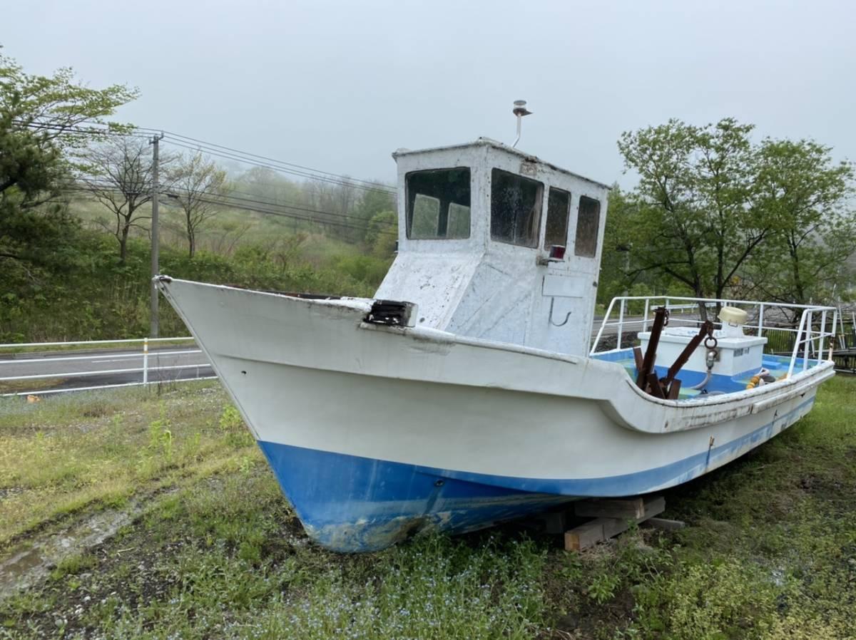 「北海クラフト29  釣り船29フィート 書類あり 札幌発」の画像2