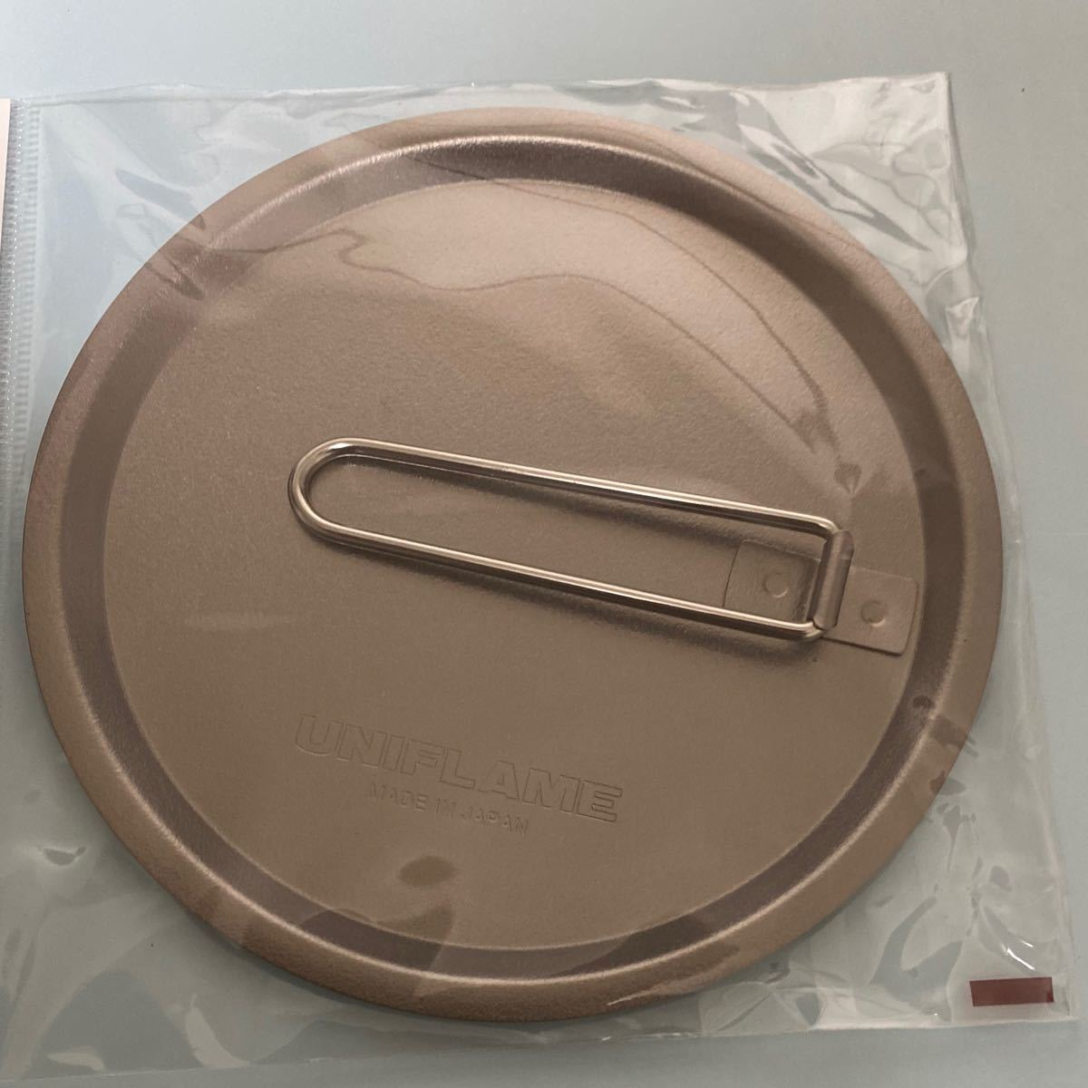 UNIFLAME ユニフレーム シェラリッド 300 チタン 668146  新品未開封 日本製