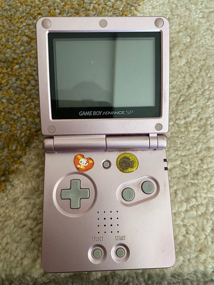 ゲームボーイアドバンスSP 任天堂 GBA Nintendo 充電器 ACアダプター