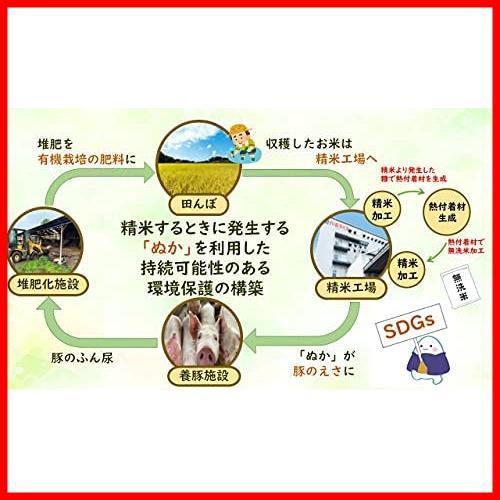 【精米】 [Amazon限定ブランド] 580.com 秋田県産 無洗米 あきたこまち 5kg 令和2年産_画像2