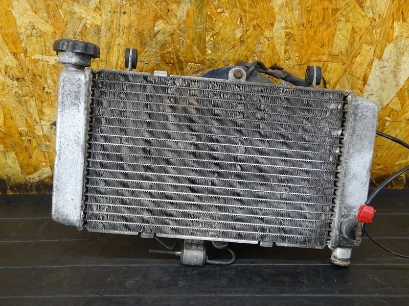 【210706】CBR250RR(MC22-1100)■ ラジエーター ラジエーターコア ラジエーターファン ラジエター ステー_画像2